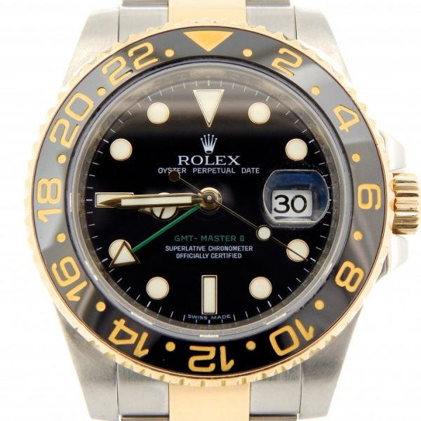 Rolex Gmt Master Ii Two Tone The Watch Point